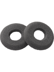 EAR CUSHION KIT,DOUGHNUT,SPAREx2ks