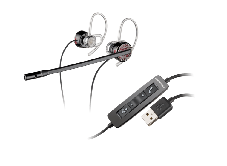 Plantronics BLACKWIRE C435-M,PC HEADSET,EMEA