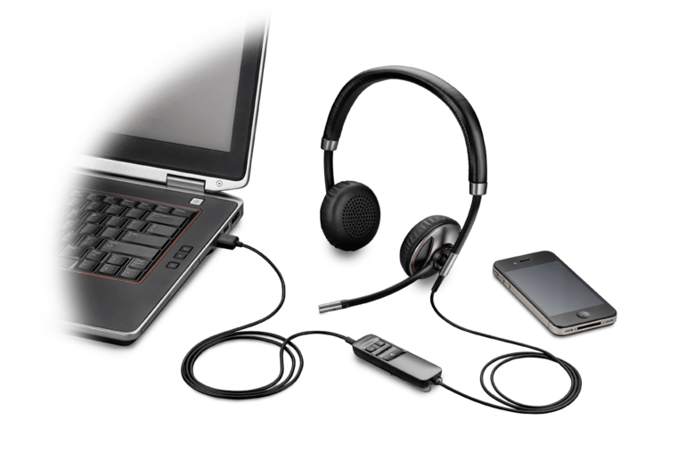 Plantronics BLACKWIRE C720M, STEREO TELEPHONY